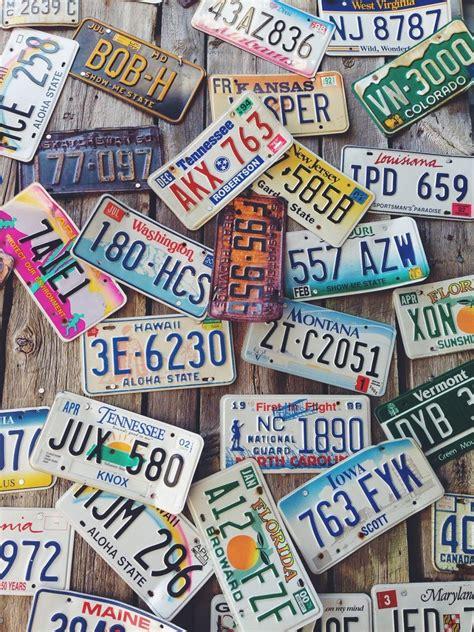 vintage license plates vsco cam hannakaskal          vsco photography vsco