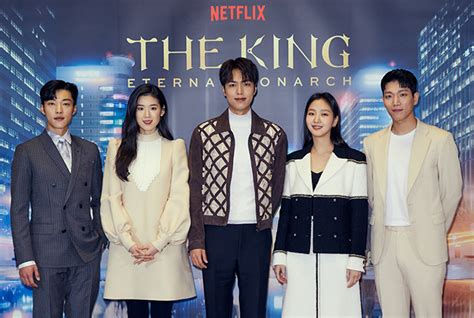 Here's what the cast of 'The King: Eternal Monarch' had to ...
