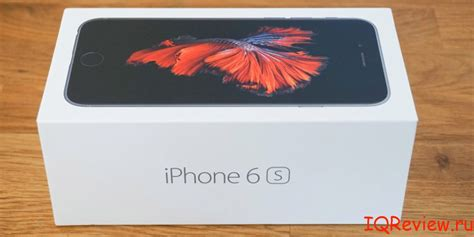 iphone 6s 16gb review