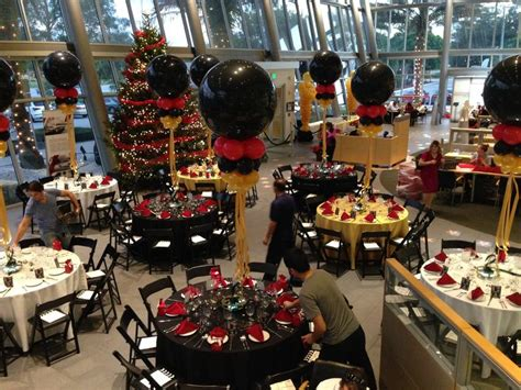 hollywood theme party decoration  audi corporate event