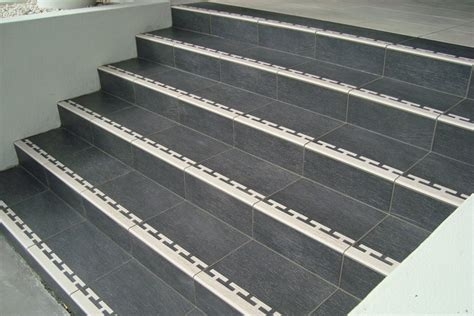designer step treads non slip step treads and stair