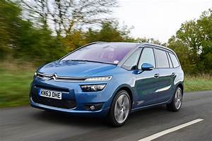 Citroen Grand C4 Picasso Exclusive  Bluehdi Review