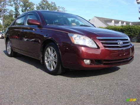 2006 Cassis Red Pearl Toyota Avalon Limited 53598366