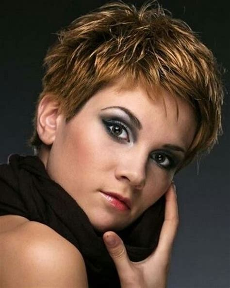 Pixie Hairstyles For Faces by Pixie Hairstyles For And Thin Hair 2018 Page