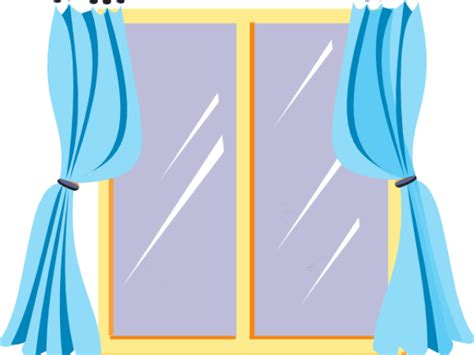Clipart Pane by Curtains Clipart Window Pane Graphics Illustrations