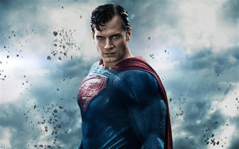 Batman Vs Superman, Henry Cavill And Man Of Steel