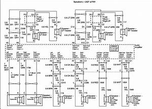 What Are The Radio Wiring Colors For A 2003 Gmc Denali With A Bose System
