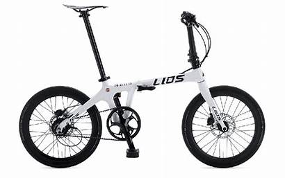 Bike Lios Folding Carbon Nano Tight Animation