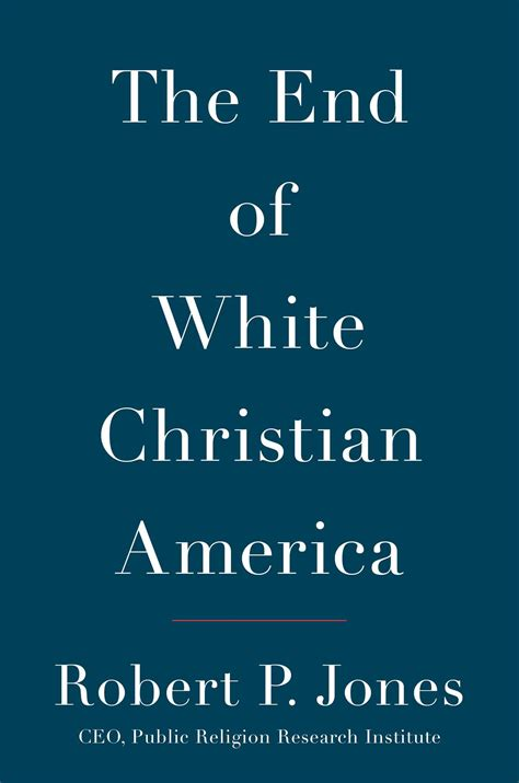 white christian america book  robert p