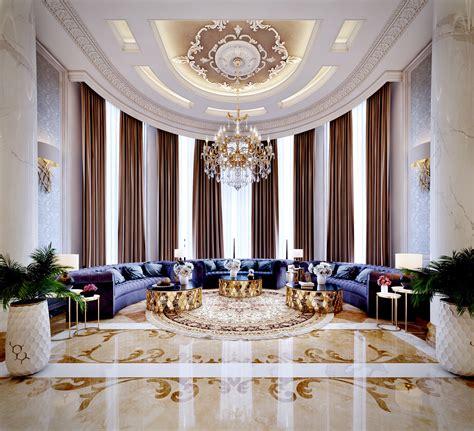 villa project  qatar  behance