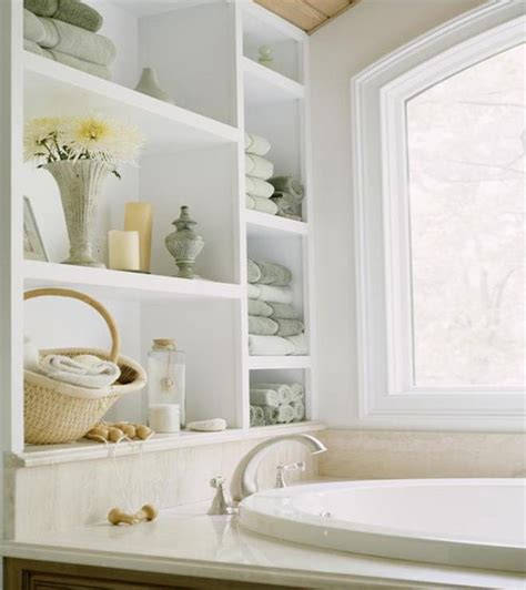 shelving ideas for bathrooms creative storage and organizer ideas for bathroom furnish burnish