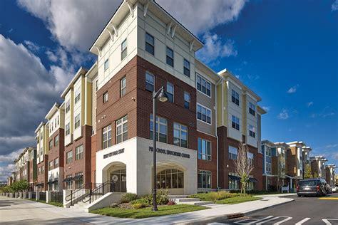 public housing community reborn  jersey city housing