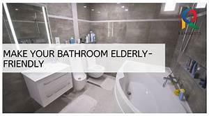 Make, Your, Bathroom, Elderly