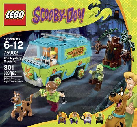 Lego Set by Lego Scooby Doo 75902 The Mystery Machine Scoobypedia