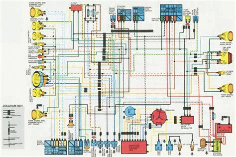 1993 Yamaha Virago 750 Wiring Diagram Schematic by Ignitech Dc Cdi P2 Install
