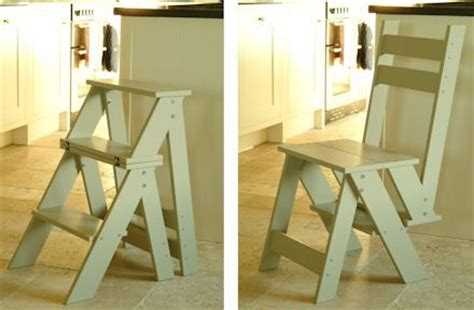 library chair step stool home gardens
