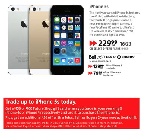 trade in iphone 5s future shop best buy trade in iphone 4 4s for iphone 5s
