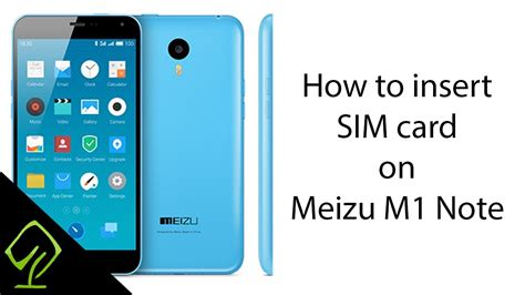 how to insert a sim card into an iphone how to insert sim card into meizu m1 note