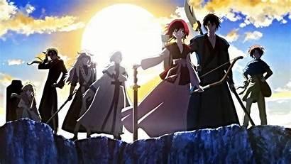 Yona Akatsuki Wallpapers Anime Manga