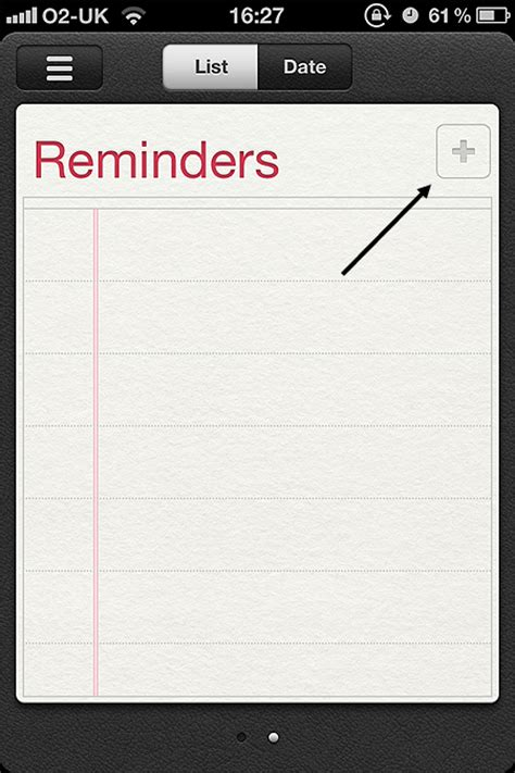 how to use reminders on iphone how to set reminder alerts on iphone 4s
