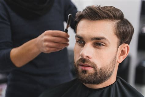 what are the best hairstyles for different men s face shapes