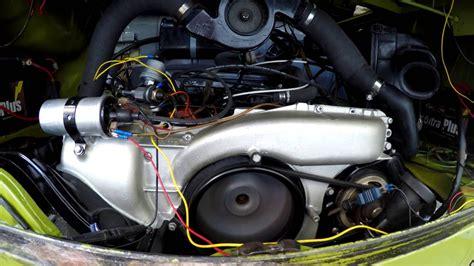 Rebuilt Vw Type 4 Engine