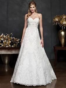 autumn 2015 lace wedding dresses sash crystal sweetheart With vintage plus size wedding dresses
