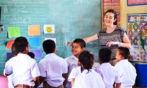 Thailand Seeks to Recruit 10,000 Native English-Speaking ...