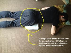got back pain when sleeping heres how to fix it in With best way to lay down with back pain