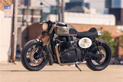 Triumph Motorcycles : Triumph Bonneville By Analog Motorcycles