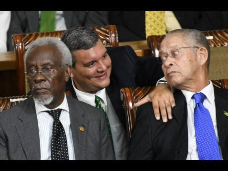 house salutes seaga  joint sitting lead stories