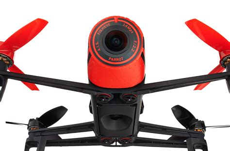 parrot bebop drone area  full hd wifi quadcopter blue