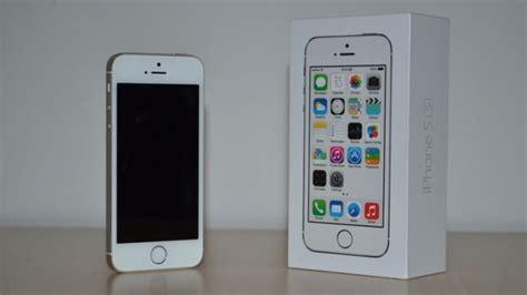 iphone 5s sim sim free iphone 5s 64gb silver white for in navan