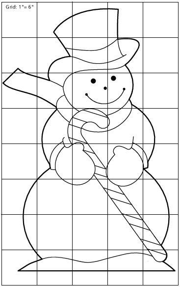 patterns  outdoor christmas decorations snowman yard