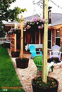 trending garden patio ideas design Trend Patio Ideas On A Budget Will Give You An Outdoor Relaxation For Home Design With Perfect ...