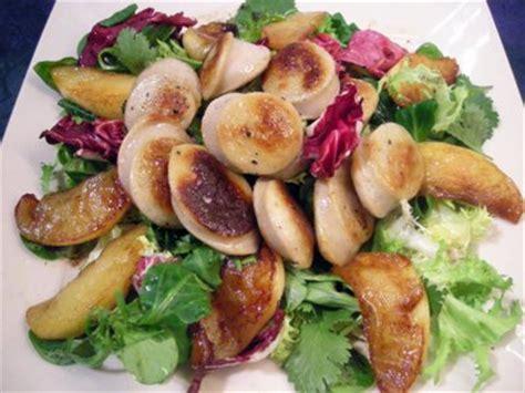 cuisiner restes de poulet salade de boudins blancs aux pommes la recette facile