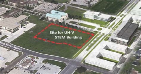 uhv stem building university  houston