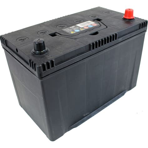 1x Replacement 90ah 730cca 12v Type 249 Car Battery 2 Year