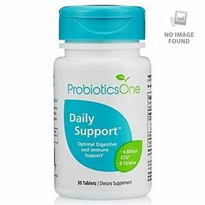 Probiotics One Daily Support -  1 Rated Probiotic Supplement
