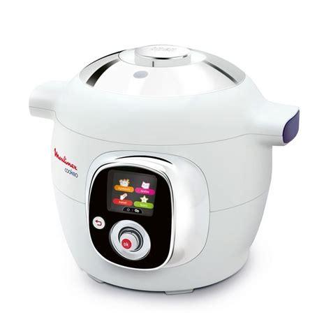 appareil pour cuisiner cuiseur intelligent moulinex cookeo bestofrobots