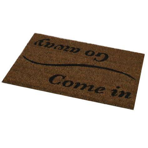Novelty Doormat by Novelty Welcome Door Mat Indoor Outdoor Entrance Doormat
