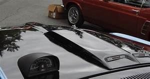 Ford Hood Tach