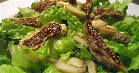 cuisine cevenole ma cuisine a du sens salade de châtaignes et figues