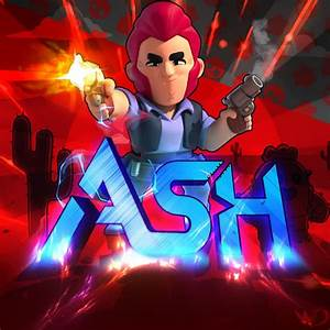 Ash - Clash Royale & Clash of Clans - YouTube