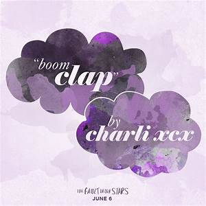 Charli XCX Shares Fault In Our Stars Soundtrack Single ...
