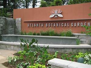 Atlanta botanical gardens address atlanta botanical for Botanical gardens address