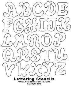 tammytaylor images alphabet stencils