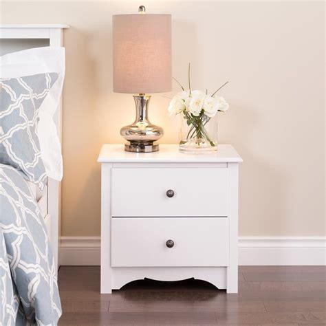 prepac white nightstand  lowescom
