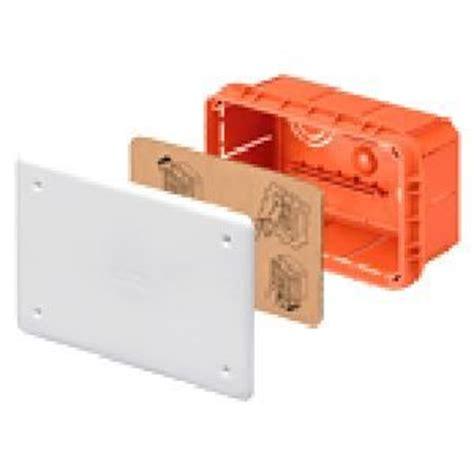 Cassette Elettriche Da Incasso by Gewiss Gw48004 Cassetta Di Derivazione Da Incasso Pt4