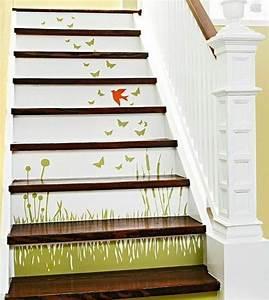 1000 ideas about peinture escalier bois on pinterest With peindre des marches d escalier en bois 3 deco escalier des idees pour personnaliser votre escalier